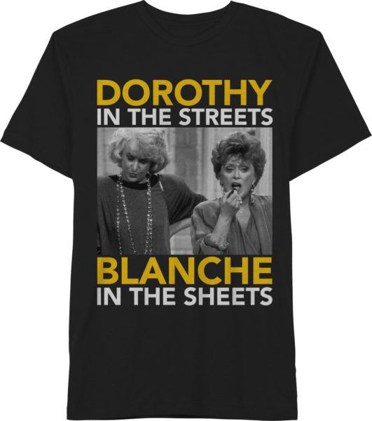 Golden Girls Dorothy and Blanche T-Shirt