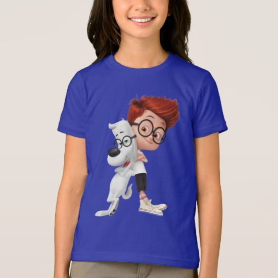 Mr. Peabody & Sherman Buddy T-Shirt