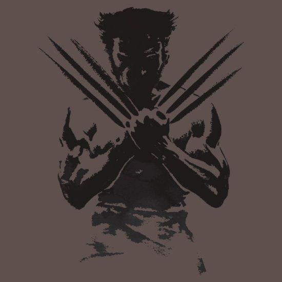 wolverine by met90 T-Shirt
