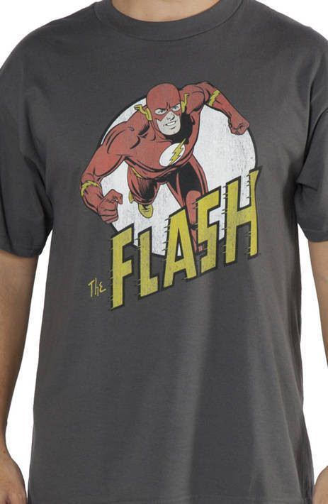 Run Flash Run T-Shirt