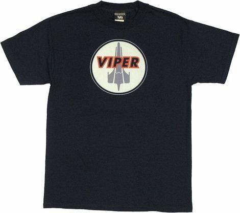 Battlestar Galactica Viper T Shirt