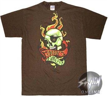 Goonies Forever One Eyed Willie T-Shirt