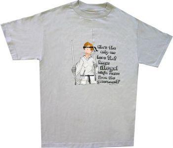 Napoleon Dynamite Ninja Skills T-shirt