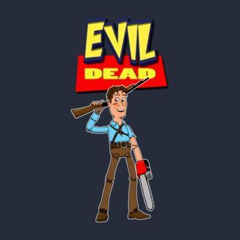 Evil Toy Story
