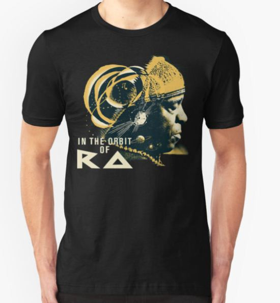 Sun Ra T-Shirt T-Shirt by rdbbbl T-Shirt