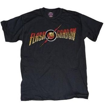 Flash Gordon Vintage Style T-shirt