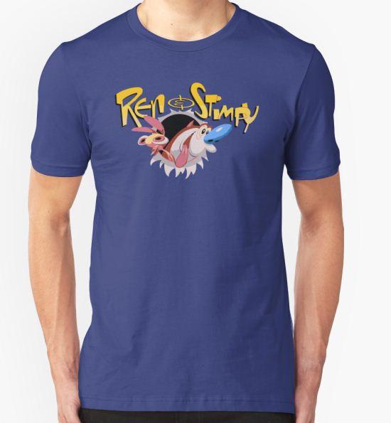 'Ren And Stimpy' T-Shirt by rudeshop T-Shirt