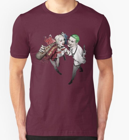 Suicide squad T-Shirt by jawas205 T-Shirt