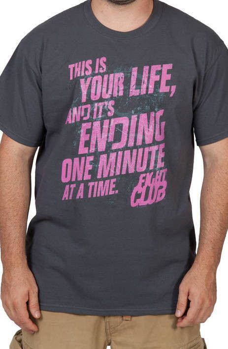 Your Life Ending Fight Club Shirt