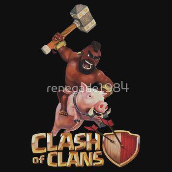 Hog Rider Clash of Clans