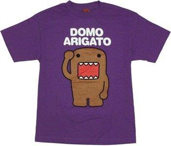 Domo-Kun Domo Arigato T-Shirt