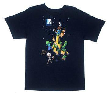 Tight Spot - Minecraft T-shirt