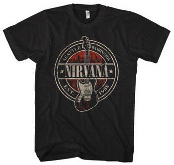 Nirvana - Established 1988 Guitar Stand