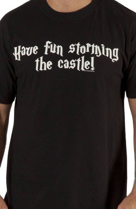 Princess Bride Have Fun T-Shirt
