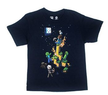 Tight Spot - Minecraft Youth T-shirt
