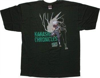 Naruto Kakashi Chronicles T-Shirt