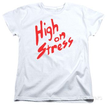 Womans: Revenge Of The Nerds - High On Stress