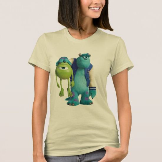Sulley Holding Mike T-Shirt