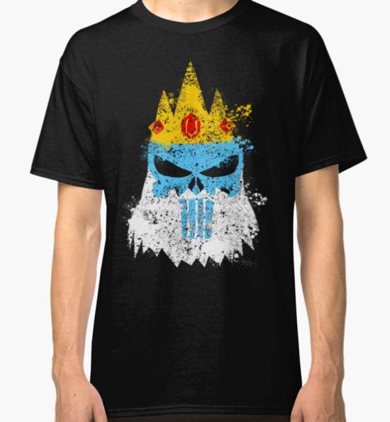 Ice King Punisher Classic T-Shirt by B4DW0LF T-Shirt