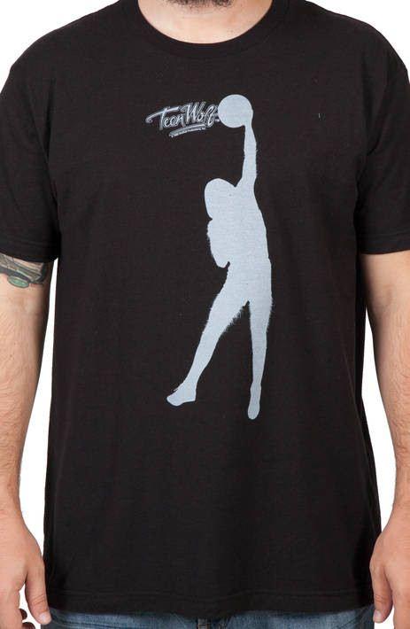 Dunkin Teen Wolf Shirt