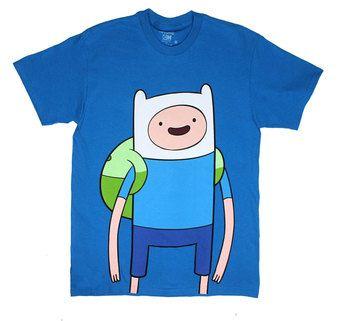 Big Finn - Adventure Time T-shirt
