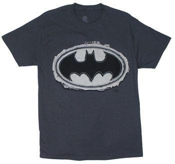 Batman Faux Twill - DC Comics T-shirt