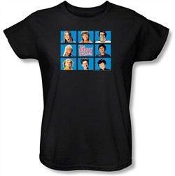 Brady Bunch Ladies T-shirt