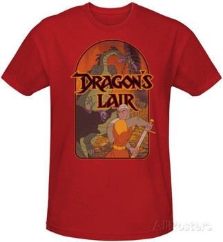 Dragon's Lair - In The Lair (slim fit)