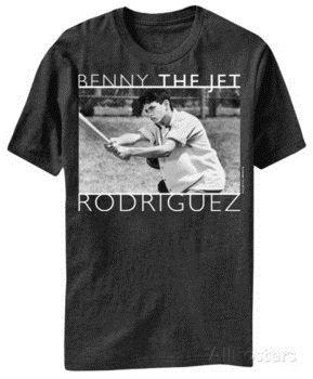 The Sandlot - Benny the Jet