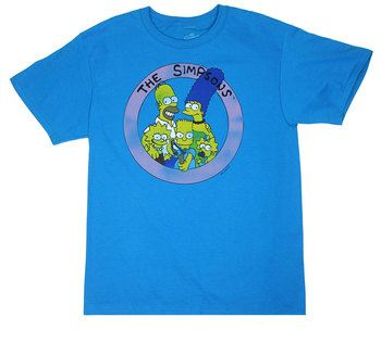 397eea7fb ... The Simpsons Family - Simpsons T-shirt