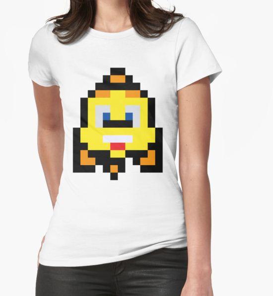 Pixel Freddi Fish T-Shirt by ImpishMATT T-Shirt