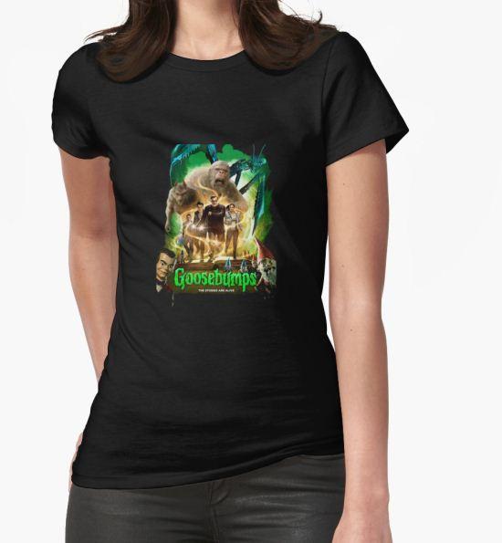 'goosebumps the movie' T-Shirt by tylerjannafry T-Shirt