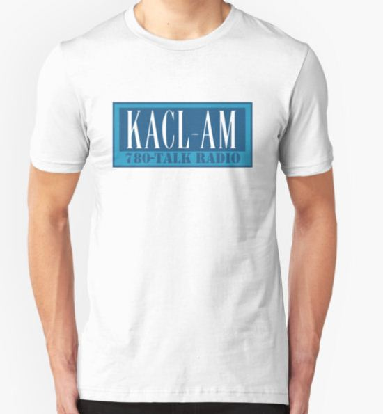 KACL AM – Frasier Crane, 780, Seattle T-Shirt by fandemonium T-Shirt