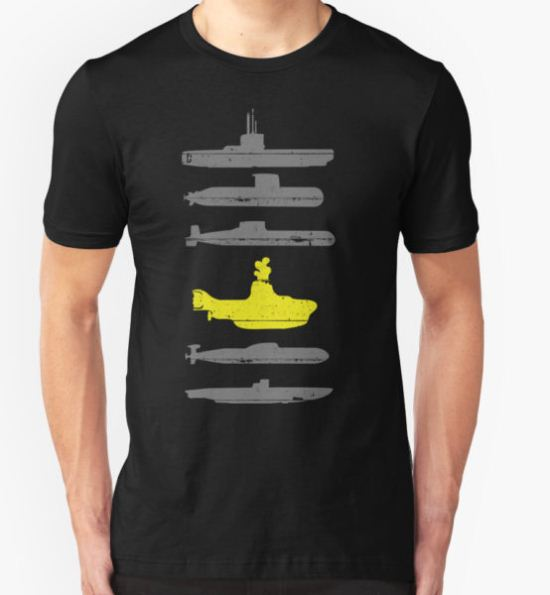 Know Your Submarines T-Shirt by Resistance47 T-Shirt