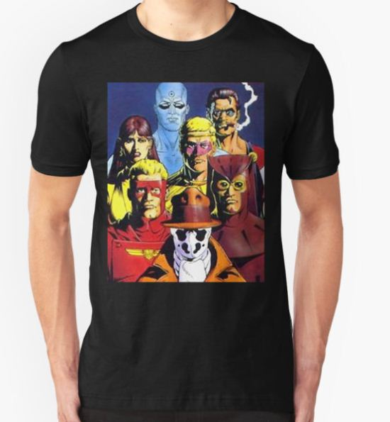 The Watchmen T-Shirt by Thomas price T-Shirt