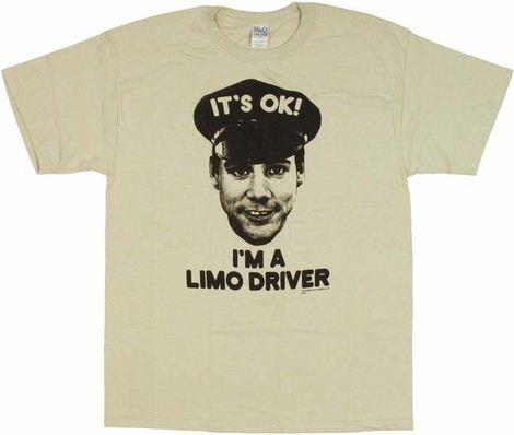Dumb and Dumber Driver T Shirt