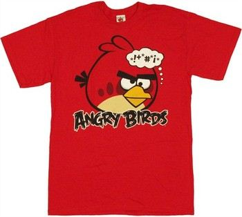 Angry Birds Big Brother Bonkers T-Shirt