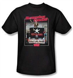 Animal House T-shirt Movie Ramming Speed Adult Black Tee Shirt