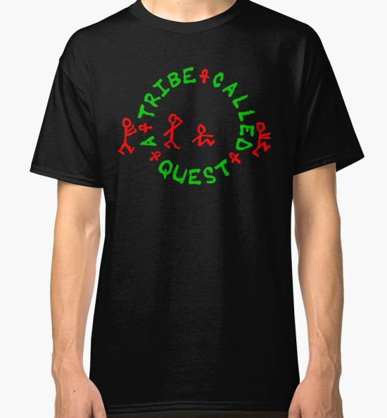 'A Tribe Called Quest replica' Classic T-Shirt by philmart T-Shirt