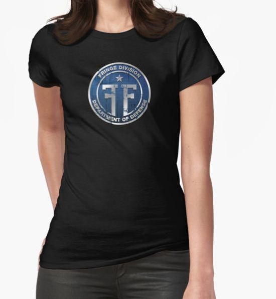 Fringe Division T-Shirt by robotrobotROBOT T-Shirt