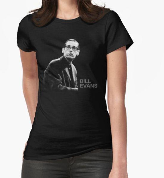 Bill Evans T-Shirt T-Shirt by rdbbbl T-Shirt