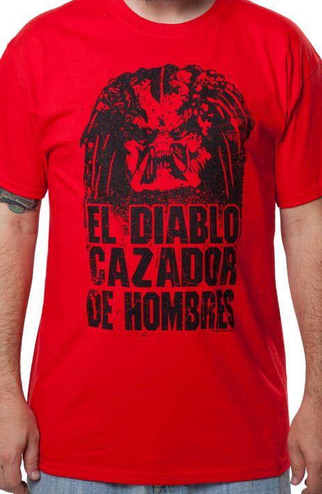 El Diablo Predator T-Shirt