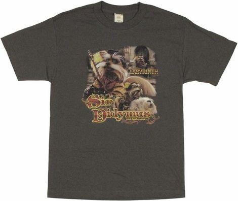 Labyrinth Sir Didymus T Shirt
