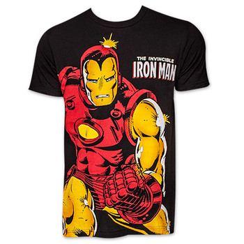 Iron Man Huge Print TShirt