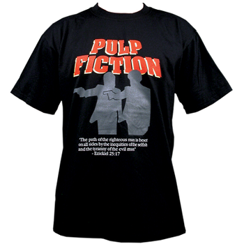 The Path of the Righteous Pulp Fiction T-Shirt