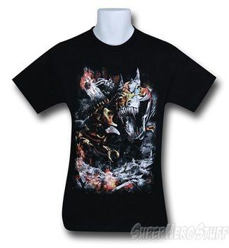 Transformers 4 Grimlock on Black T-Shirt