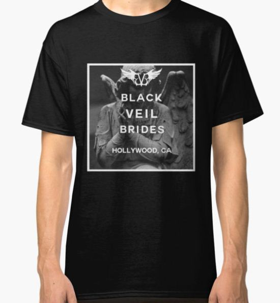 Black Veil Brides Couture Inspired Classic T-Shirt by LunarFlower T-Shirt