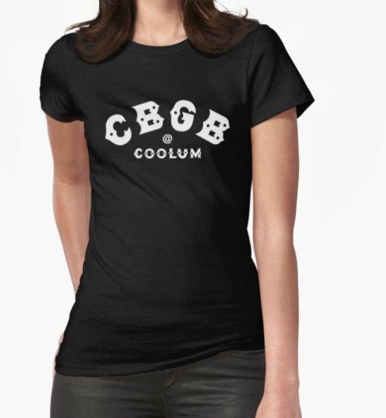 CBGB Coolum T-Shirt by PowJones T-Shirt