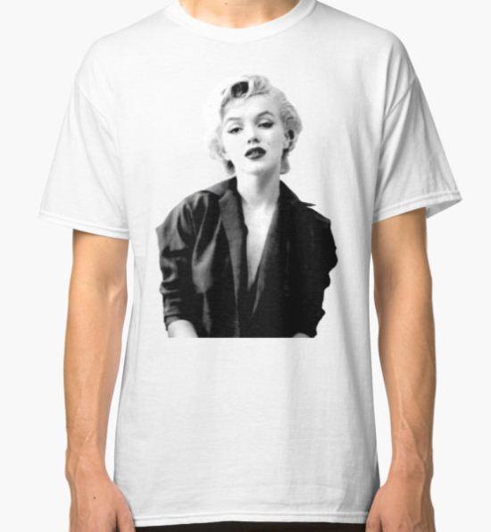 Marilyn Monroe Classic T-Shirt by jedidiah2121 T-Shirt