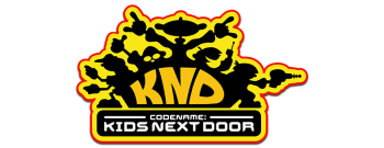 codename-kids-next-door-tv-tshirts